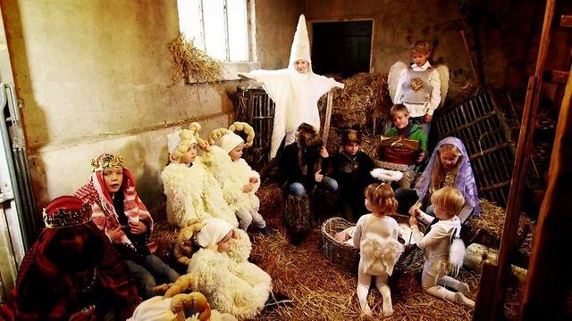 Geweldige versie van het Kerstverhaal.