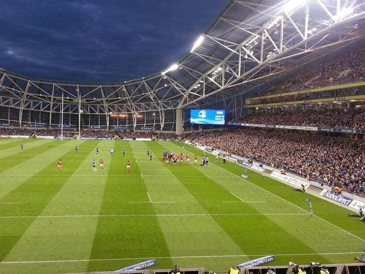 Munster V Leinster