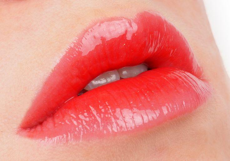 Trend: Orange Lippen - Sommertrend 2014