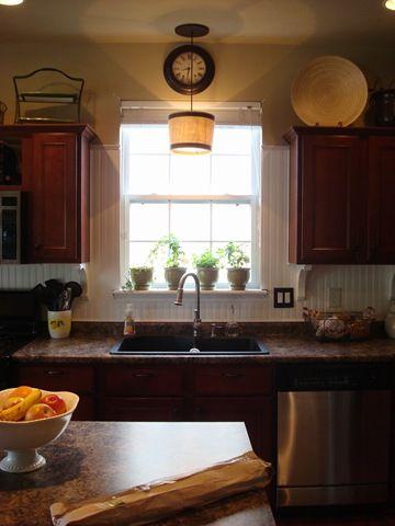Best Beadboard Backsplash Images On Pinterest Kitchen