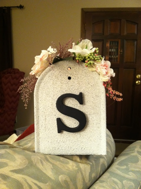 wedding mailbox card holder - Google Search