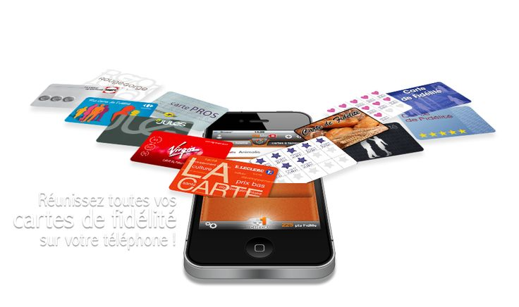 Gather all your loyalty cards on your phone!