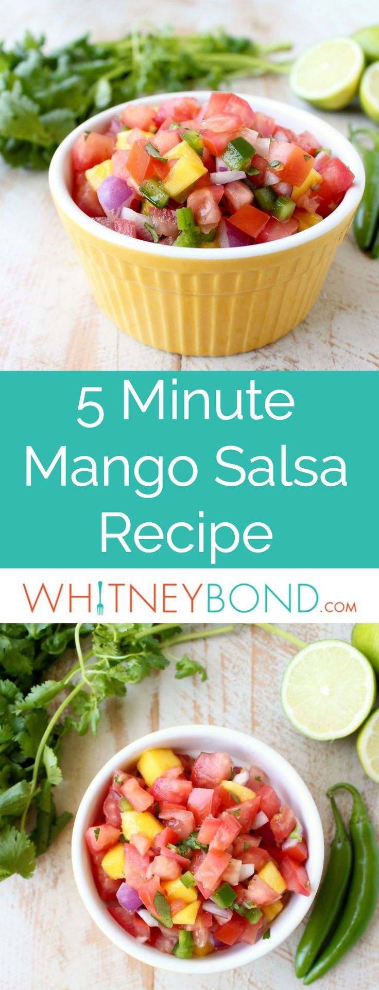 758 best images about trendsetter inspiration on pinterest for Mango salsa recipe for fish