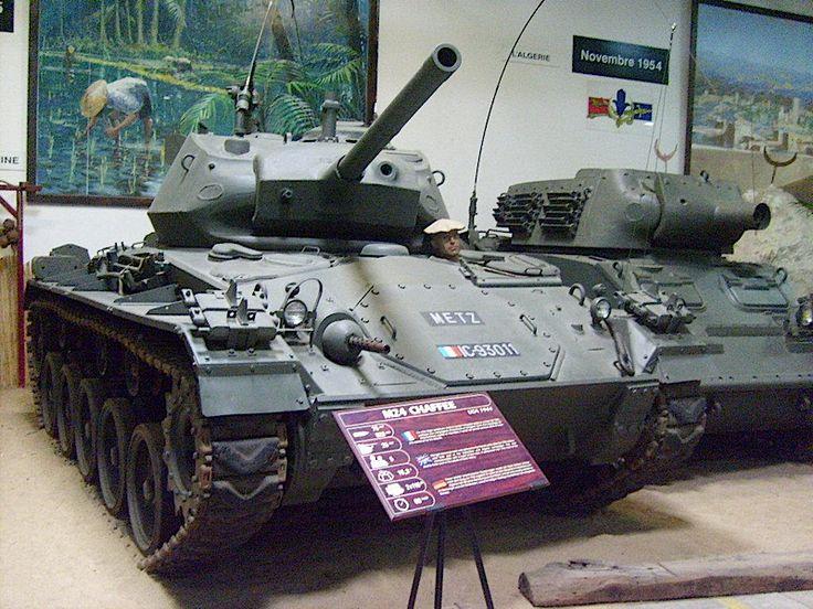 Light Tank M24 Chaffee – Walk Around