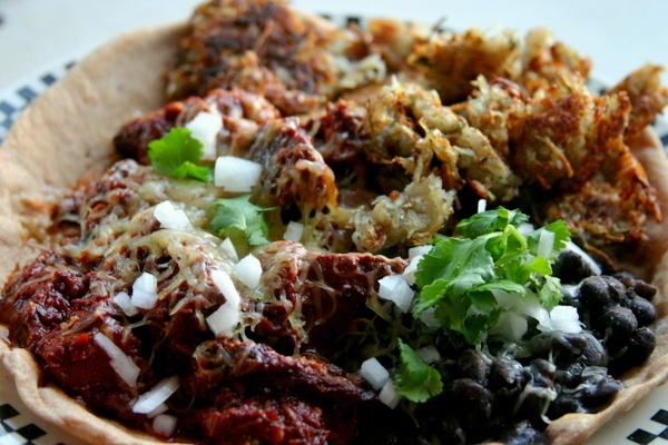 ... process, but the BEST carne adovada that we've ever had. EXCELLENT