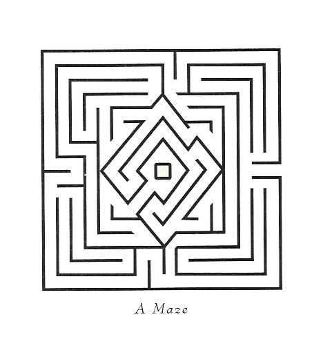 """Labyrinth Designs Easy 