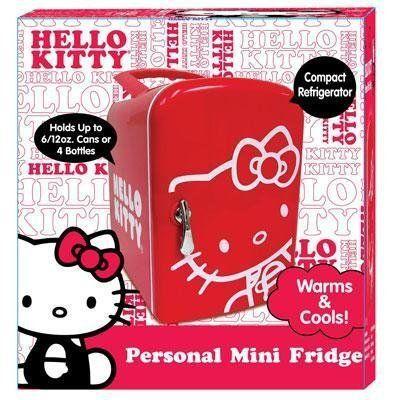 SAKAR 76009 Hello Kitty Mini Fridge //Price: $189.99 & FREE Shipping // World of Hello Kitty https://worldofhellokitty.com/product/sakar-76009-hello-kitty-mini-fridge/    #giftshop
