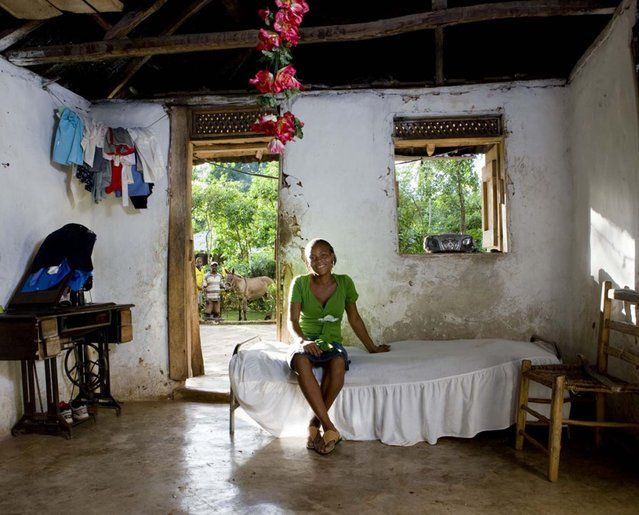 Altidon, 19 – Maniche, Haiti. (Photo by Gabriele Galimberti/Riverboom Ltd)