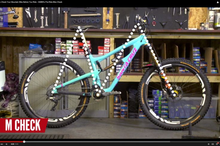 Video: How To Check A Second-Hand Bike – Essential Mountain Bike Maintenance.