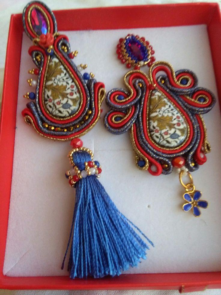 Estremamente 100 best Le gioie di Paola images on Pinterest | Bead weaving  DR05