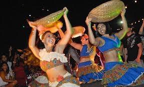 brazil folk dance
