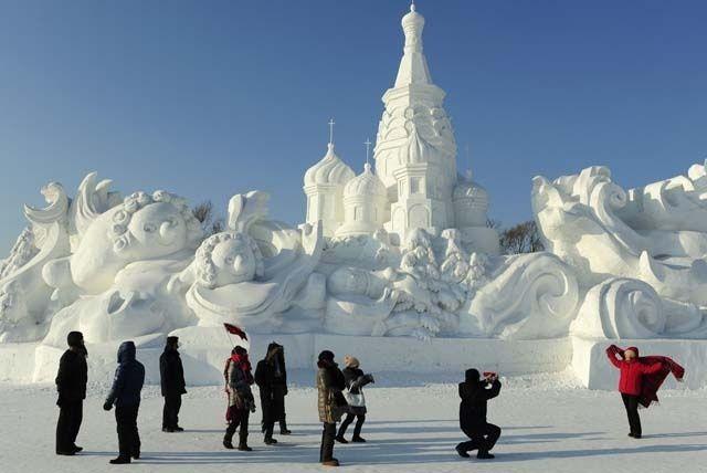 Buzdan Muhteşem Sanat Eserleri | Arts & Culture