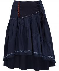 Gulf Of Papagayo Skirt
