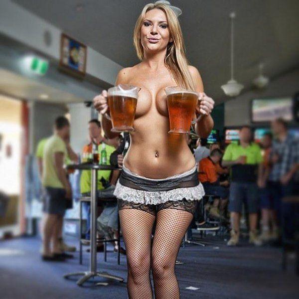 German beer girls nude — 3