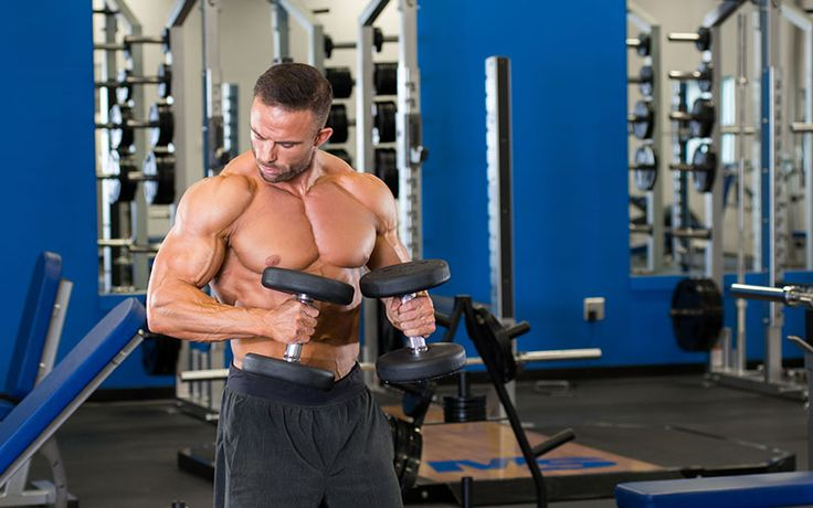 The Best Shoulder Workout You've Never Tried