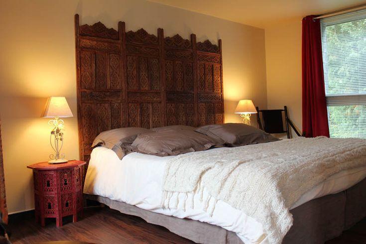 Chambre d'hôtes Villa Florida à Dieppe. Des chambres d'hôtes de Charme situées sur le golf de Dieppe-Pourville pour un séjour zen dans une grande maison d'architecture en bord de mer, passion Golf ou thalasso...