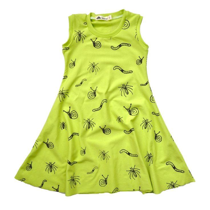 bug collector    Hadley dress