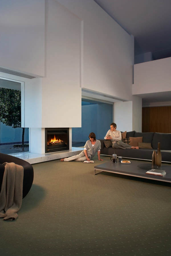 Brr! Its cold outside! We can't think of a better way to spend winter days than reading by the fire