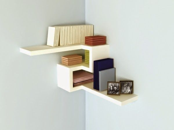 20 Diy Floating Corner Shelves Ideas For Every Purpose Wanda Olesin Corner Shelf Design Floating Corner Shelves Bookshelves Diy