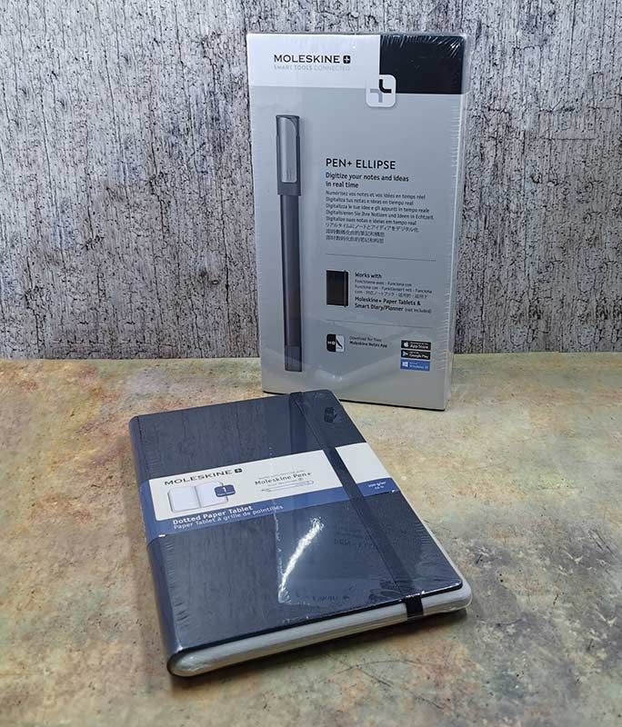 Moleskine Smart Writing Set Review Moleskine Notebook Planner Moleskine Notebook
