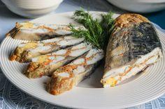 Тающий во рту рулет из скумбрии с желатином ladycaloria.ru Полное собрание рецептов низкокалорийных блюд с фотографиями и указанием калорий