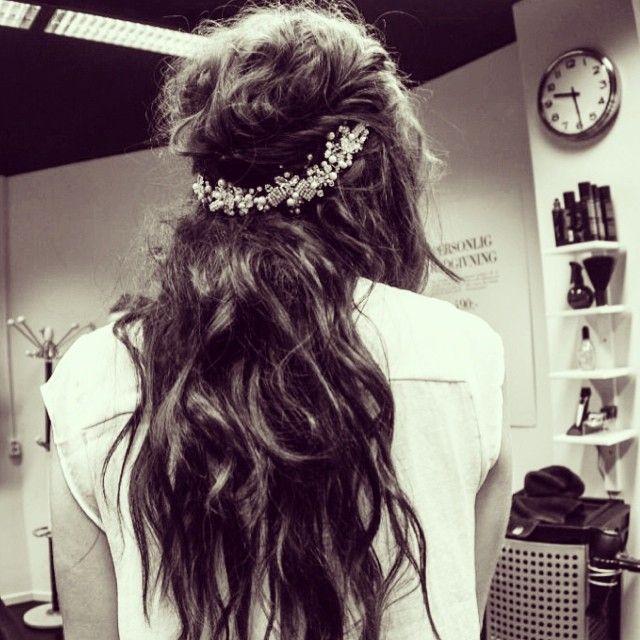 Wedding hair by Beatrice!