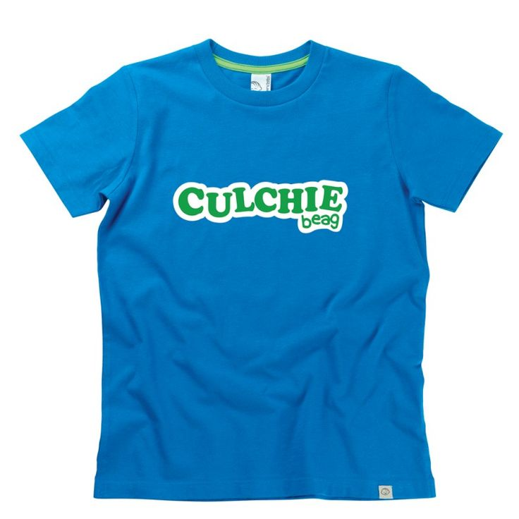 Culchie Beag Kids T-Shirt by Hairy Baby