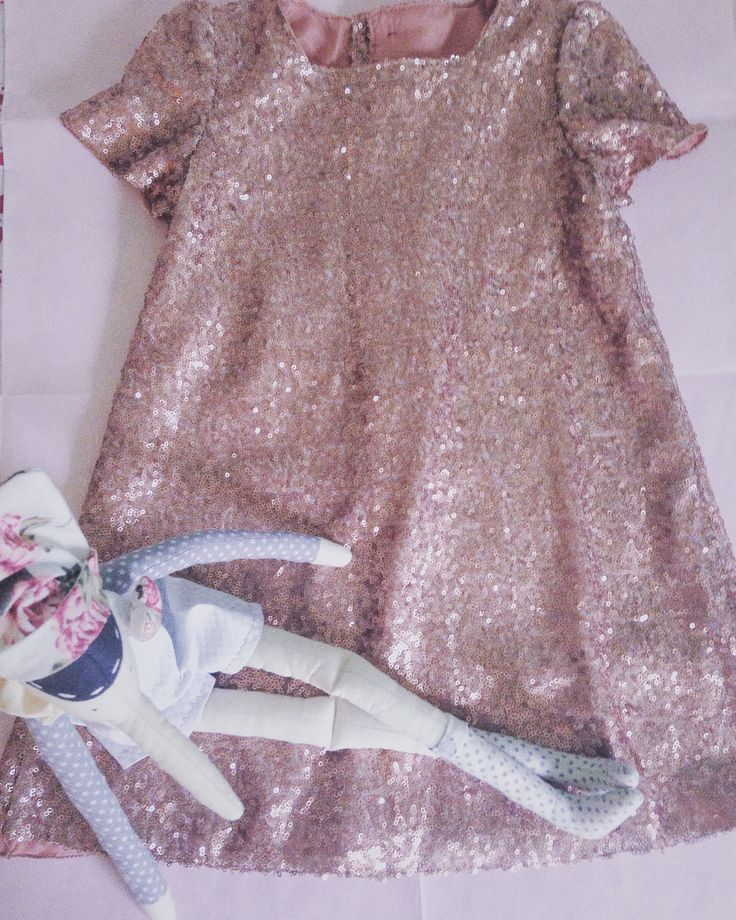 Paillettes   My handmade Dress