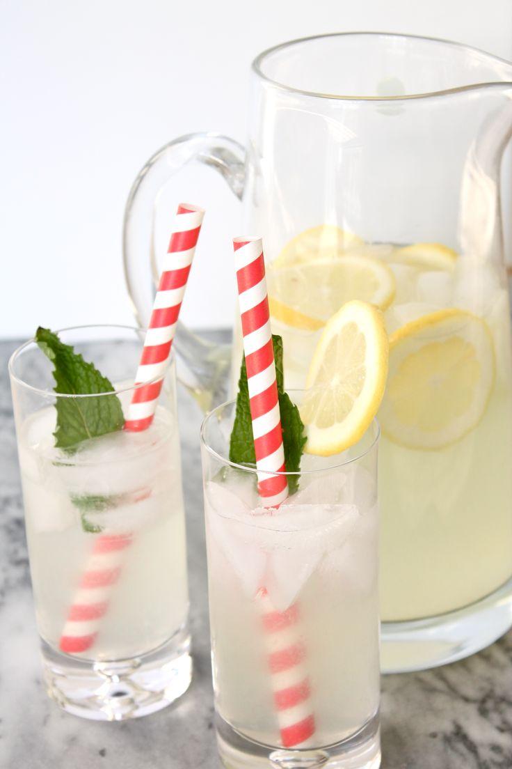 gin + lemonade