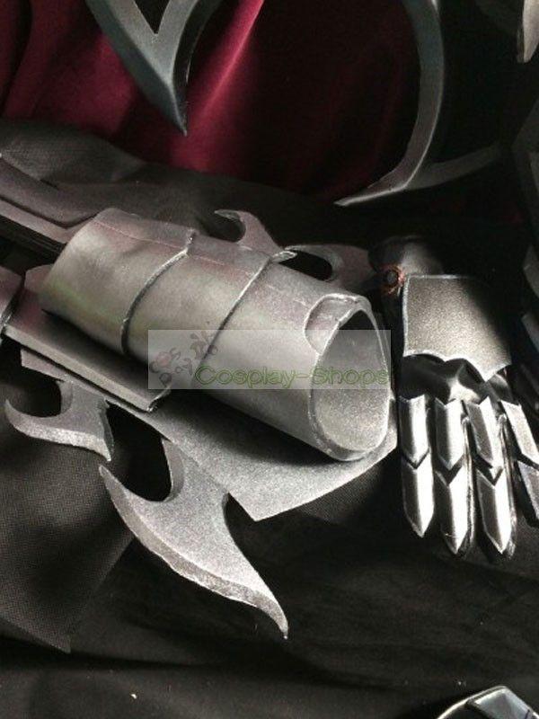 Custom Cheap League of Legends LOL Zed Full Armour Cosplay In League of Legends LOL Zed For Sale Online- Cosplay-Shops.com
