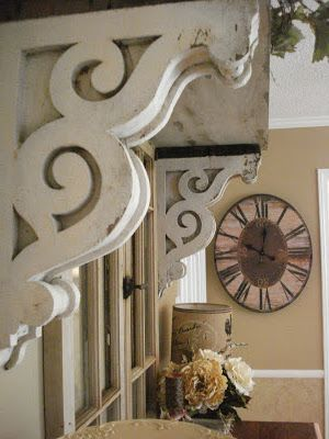 Best Of Decorating with Corbels