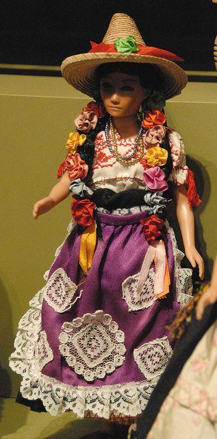 Purepecha Doll Mexico   Flickr - Photo Sharing!