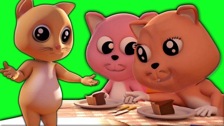 trois petits chatons | enfants chanson | bébé rime| Three Little Kittens... Les 3 petits chatons du pays des rimes ne sont pas différents de vos enfants quand il s'agit de méchanceté. Nos trois petits amis ont perdu leurs mitaines. Aimeriez-vous aider les enfants d'âge préscolaire? Ils seront vraiment reconnaissants, et nous sommes sûrs qu'ils vont même partager une partie de leur délicieuse tarte avec vous. Nous savions que vous les tout-petits seraient d'accord! Allons-nous commencer la…