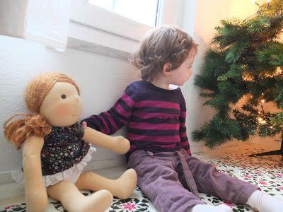 """BuonaSeraBaby: I made a """"Waldorf"""" doll"""