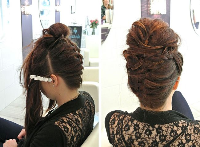 Summer Hair How Tos From Posh Kc Forget The Days Of Lazy Ponytails