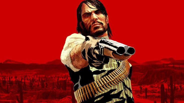 The original Red Dead Redemption on PS4 from This Week