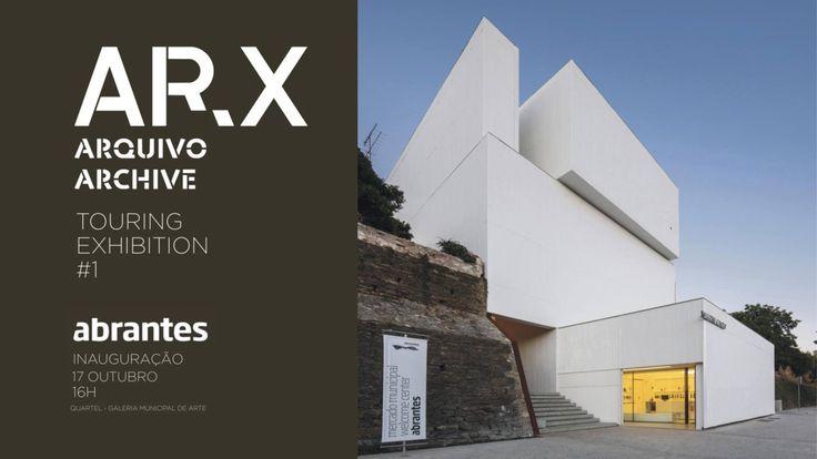 ARX ARQUIVO - EXPOSIÇÃO ITINERANTE #1