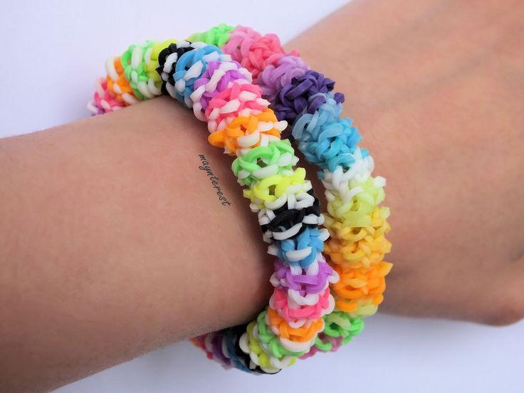 Pulsera de gomitas Gominolas / Gumdrop bracelet