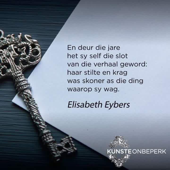 Elizabeth Eybers