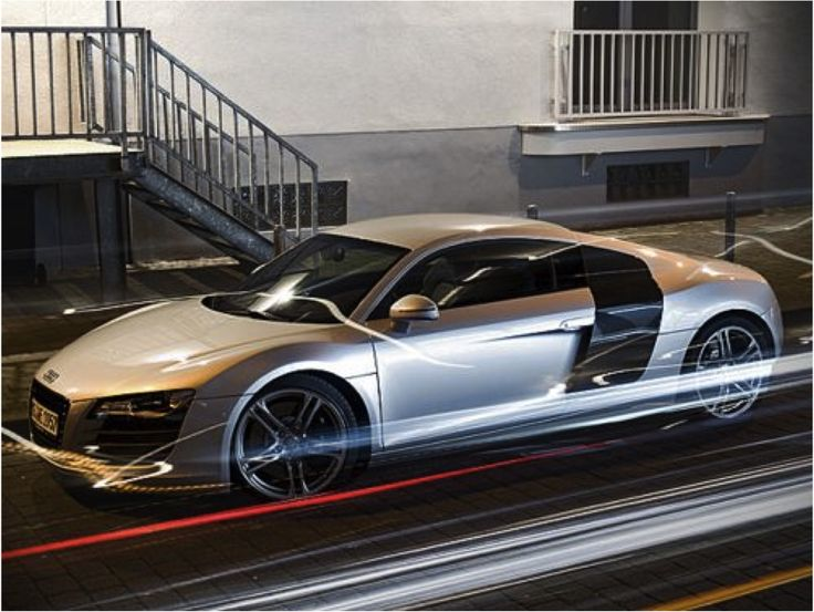 It Is Tough For Mere Machines To Beat An Upbeat Audi R8 Via Www.theultralinx