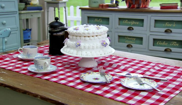 Try this recipe for Spanische Windtorte from PBS Food.