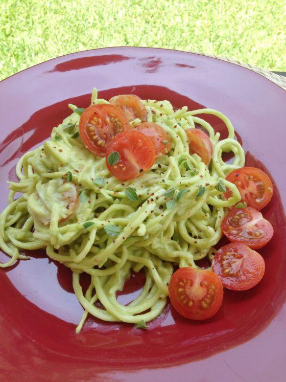 303 best raw vegan pasta images on pinterest vegetarian food gastrawnomicas spicy chipotle zucchini pasta raw vegan forumfinder Image collections