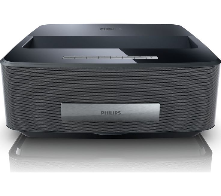 """PHILIPS  Screeneo HDP1690TV 3D Short Throw Projector Price: £ 899.99 Enjoy the feel of the cinema from your home with the Philips Screeneo HDP1690TV 3D Short Throw Projector . Expanding projection sizes Designed to make the most out of any space, the Screeneo HDP1690TV can project up to 100"""" from just 44 cm away and 50"""" at only 10 cm. The ultra-short throw projector design gives the..."""