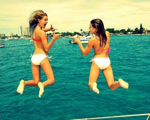 Time to be with your best friend. <3 you just gotta love summer.