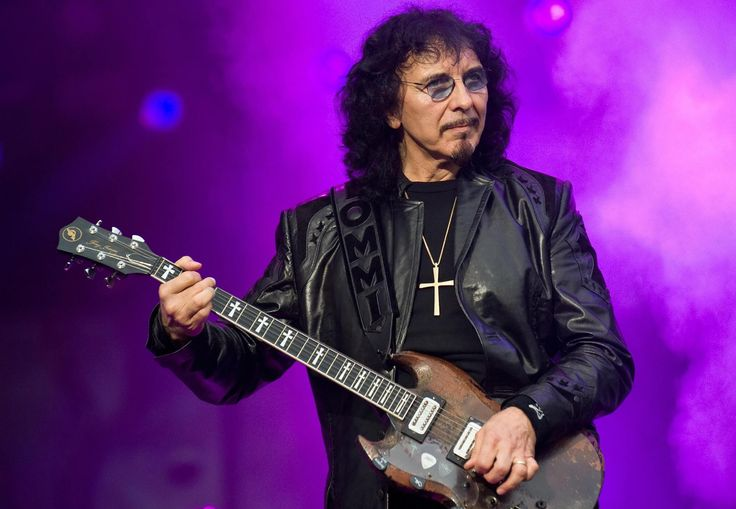 """Tony Iommi: No touring but """"maybe"""" a new music"""