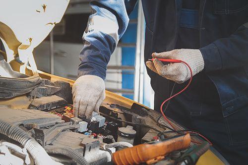 Обзорная статья о ремонте электрооборудования автомобиля.