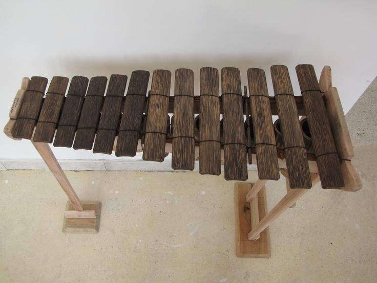 Marimba de chonta: el piano de la selva.  Crédito: Miltón Ramírez MinCultura 2012
