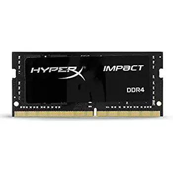 Kingston Technology HyperX Impact 8GB DDR4 laptop memory (CL13 2133 MHz) AMAZON PRIME ONLY $47.99  FS