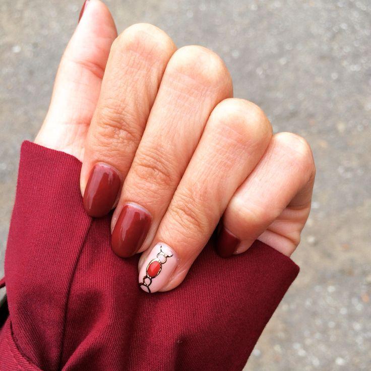 My lovely autumn nails