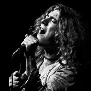 No. 15-Robert Plant-Born August 20th, 1948  As a teenager in the English Midlands, Robert Plant was obsessed with the rawest American blues.  The unearthly howl he unleashed with Led Zeppelin was a bluesman crossed with a Viking deity. Singing like a girl never seemed so masculine, and countless hard-rock singers would shred their vocal cords reaching for the notes Plant gained by birthright.